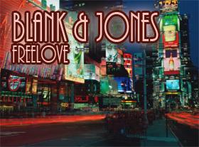 Blank & Jones - Freelove (Sunset session mix)