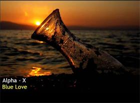 Alpha X - Blue Love