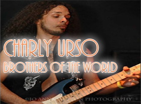 Charly Urso - Brothers of the world