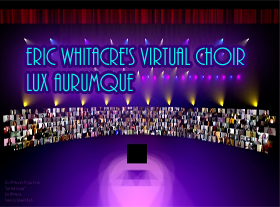 Eric Whitacre s Virtual Choir - Lux Aurumque