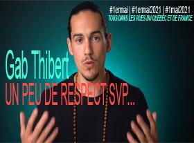 Gab Thibert - UN PEU DE RESPECT SVP
