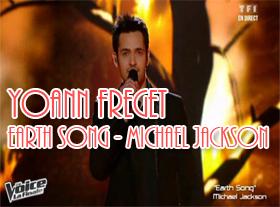 Yoann Freget - Gagnant de The Voice 2013