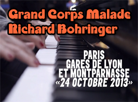 Grand Corps Malade et Richard Bohringer - Course contre la honte !