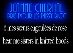 Jeanne Cherhal - Tant qu il y aura des Pussy