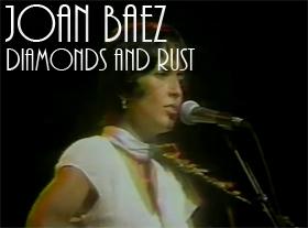 Joan Baez, la militante et pacifiste
