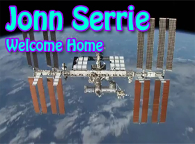 Jonn Serrie - Welcome Home