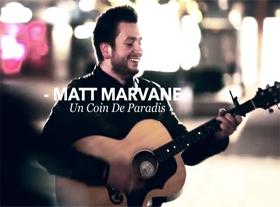 Matt Marvane - Un Coin De Paradis