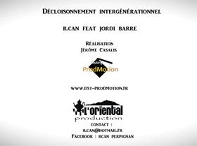 Rcan feat Jordi Barre Décloisonnement intergénérationnel