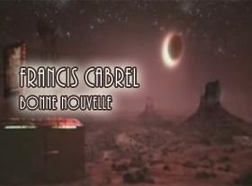 Francis Cabrel - Bonne Nouvelle
