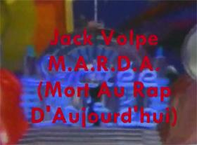 Jack Volpe - M.A.R.D.A (mort au rap d aujourd