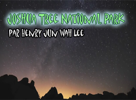 Henry Jun Wah Lee au Joshua Tree National Park
