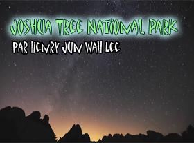 Henry Jun Wah Lee au Joshua Tree National Park