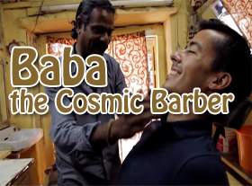 Baba The Cosmic Barber