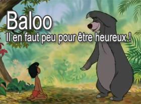 Baloo - Il en faut peu pour être heureux