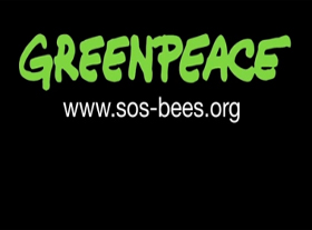 Green bees ! Non aux pesticides !