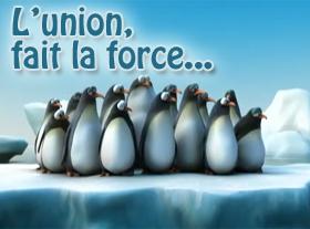L union fait la force...