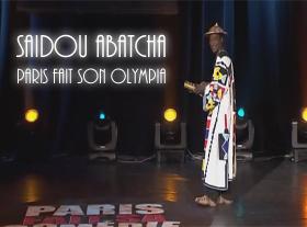 Saidou Abatcha - Paris fait sa comédie à l Olympia