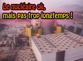 Les Inconnus - Centrale nucléaire