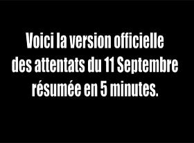 Le 11 septembre expliqué en 5 minutes
