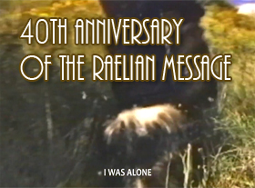 40th anniversary of the Raelian Message