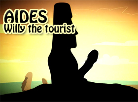 AIDES - Willy the tourist