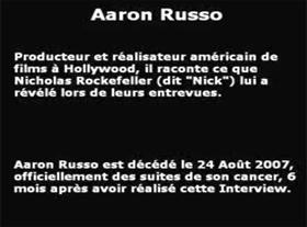 L interview d Aaron Russo - Le Monde Doit Savoir