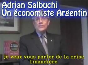 Adrian Salbuchi - Un économiste Argentin