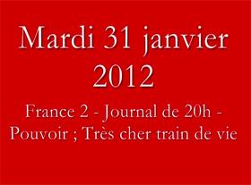 France 2 - L Argent du Pouvoir