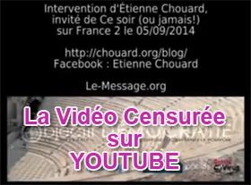 Censurée sur Youtube ! Les Gouvernements vous mentent !