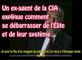 Un ex-agent de la CIA explique comment se débarrasser de l