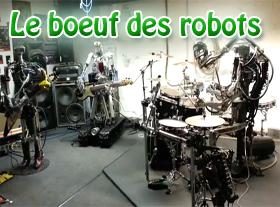 Le boeuf des robots !