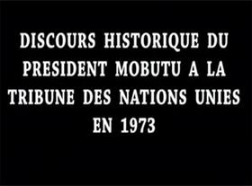 Discours complet, du Maréchal Mobutu à l ONU