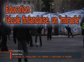 Education : l école finlandaise, un miracle