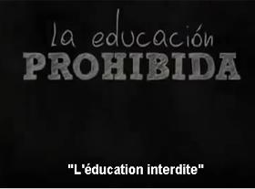 L Education Interdite !