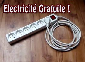 Electricité Gratuite