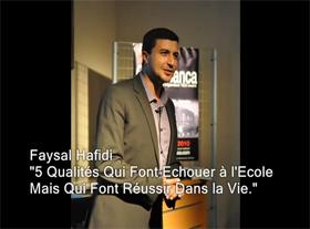 Faysal Hafidi - Les derniers seront les premiers