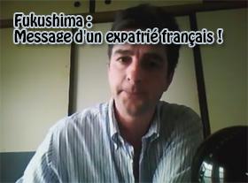 Fukushima : Message d