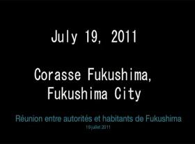 Nouveau témoignage de Fukushima
