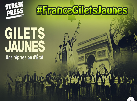 Gilets Jaunes, une répression d Etat