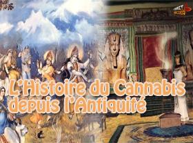 Histoire du Cannabis depuis l Antiquité