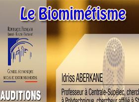 Idriss Aberkane - Le Biomimétisme