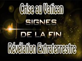Crise au Vatican, la fin des Illuminati !