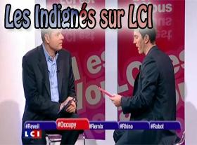 Les Indignés sur LCI