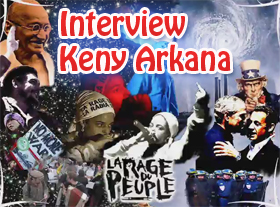 Interview de Keny Arkana