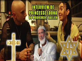 Interview de Princesse Loona, Raëlienne par Morgan Priest