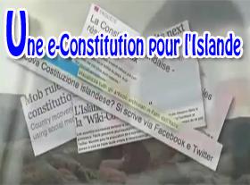 Une e-Constitution pour l Islande
