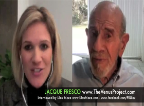 Lilou and Jacque Fresco - The Venus Project