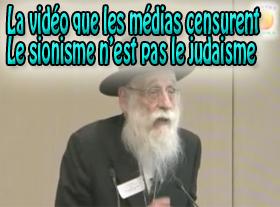 Le sionisme n est pas le judaisme