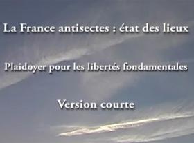 La France antisectes : état des lieux