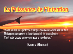 La Puissance de l Intention